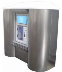 Автомат питьевой воды, Автомат питьевой воды в
