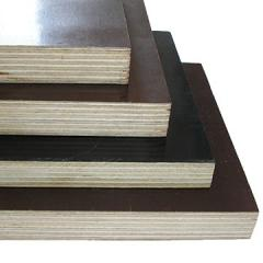 The plywood laminated moisture resistant from the