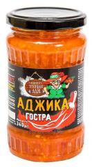 "Аджика острая ТМ ""Рецепты тётушки Адж"", ..."