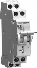 Блок-контакт CA та сигнальный контакт SD 230В/6А