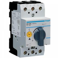 Автомат защиты двигателя Hager MM504N 0,4-0,63A