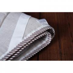 Наматрасник льняной (ткань лён) размер 60х120 см,