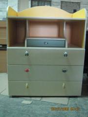 Pelenatorny dresser
