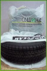 Упаковка для шин и дисков