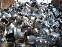 Scrap metal nickel
