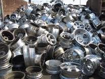 Scrap metal nickel