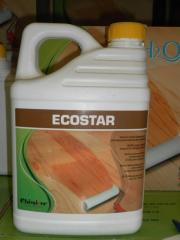 ECOSTAR – a unicomponent varnish on a water basis