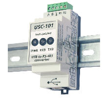 The USB interface converter in RS-485 USC-101