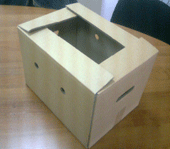 Boxes for apples