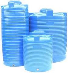 Capacities, tanks, tanks from food polyethylene