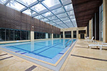 Lattices for pools