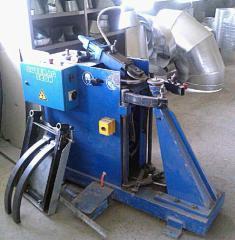 He second-hand machine BETA3 for an otbortovka and