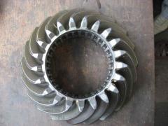 Conic gear wheels of Klingelnberg