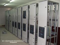 RU-0,4 switchboards