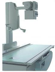 The device is x-ray diagnostic, digital, Shimadzu