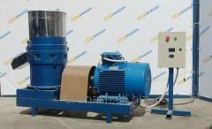 Гранулятор комбикорма 37 кВт промышленный до 1200