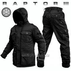 "Костюм зимний ВВЗ ""RAPTOR-III"" BLACK"