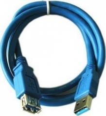 Кабель HDMI-HDMI 3.0m, v1.4, OD-8.0mm, 2 фильтра,