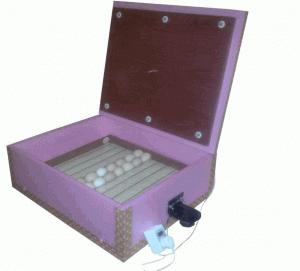 Инкубаторы автоматический цифровой на 100 яиц,