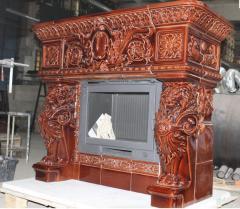 Furnaces are heating tile heataccumulative