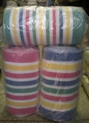 The cloth is wafer. Production: Turkey