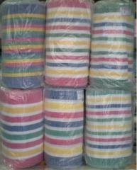 Fabrics wafer cotton. Production: Turkey.