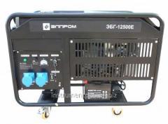 Генератор бензиновый Элпром ЭБГ 12500Е (10кВт)