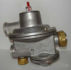 Регуляторы давления газа домового газоснабжения РДГС-10, РТГБ-10.