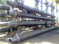 The pipe heat exchanger in a pipe