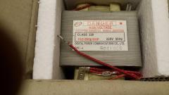 Трансформатор высоковольтный микроволновой печи