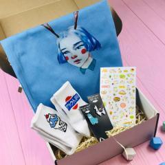 Подарочный Бокс City-A Box #10 для Женщин Набор