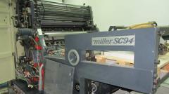 Miller SC 94 offset 1-colourful machine