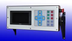Control block hydraulic press. Industrial
