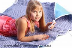 Электропростынь с 2-мя режимами подогрева -