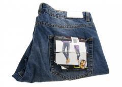 M22-230004, Женские джинсы, женский, светло