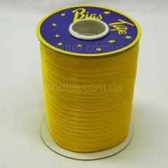 3013 Косая бейка атласная (желтый) (6-2274-М-3013)