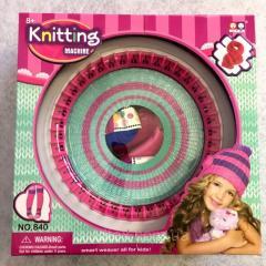 Вязальная машина 40 петель Ø 22см (Knitting machine) № 840 (657-Л-0155)