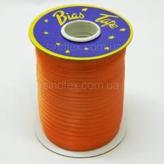 3026 Косая бейка атласная (темно-оранжевы) (6-2274-М-3026)