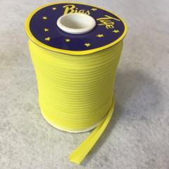Хлопковаякосая бейка,1,5см - 50% полиэстер (100м), цвет 012 (657-Л-0039)