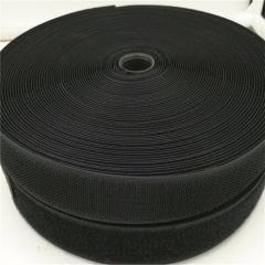 Липучка черная 4см 23 м. (особо прочная) (657-Л-0337)