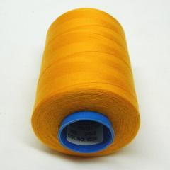 Армированные нитки Super 20/2 оранжевые 5000...