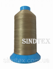 Нить повышенной прочности 100% РЕ 10 цв S-085 бежевый грязный (боб 750 ярдов) Nitex (ВЕЛЛ-130)