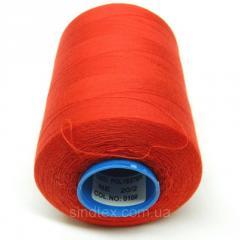 Армированные нитки Super 20/2 красные 5000 ярдов (6-2274-М-А010)