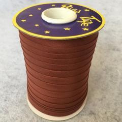 Хлопковаякосая бейка,1,5см - 50% полиэстер (100м), цвет 078 (657-Л-0636)