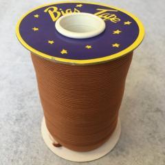 Хлопковаякосая бейка,1,5см - 50% полиэстер (100м), цвет 029 (657-Л-0644)