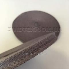 Серая киперная лента 2 см (киперная тесьма 20мм) (6-БК-207)