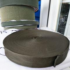 Стропа сумочная-ременная, 2,5см (бухта 50ярд.хаки) (653-Т-0137)
