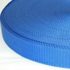 Синяя тесьма сумочная-ременная, 3см (657-Л-0586)