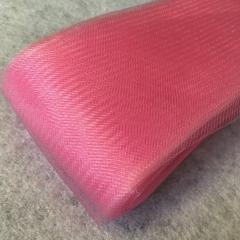 07 - Регилин (кринолин) 100мм розовый (моток-23м) (1-2118-Е-93)