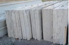 Panels are wall. Concrete goods wall panels.